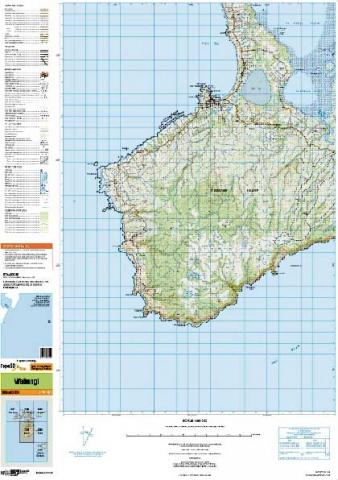Topo Maps Land Information New Zealand LINZ - Us topo maps pro user guide