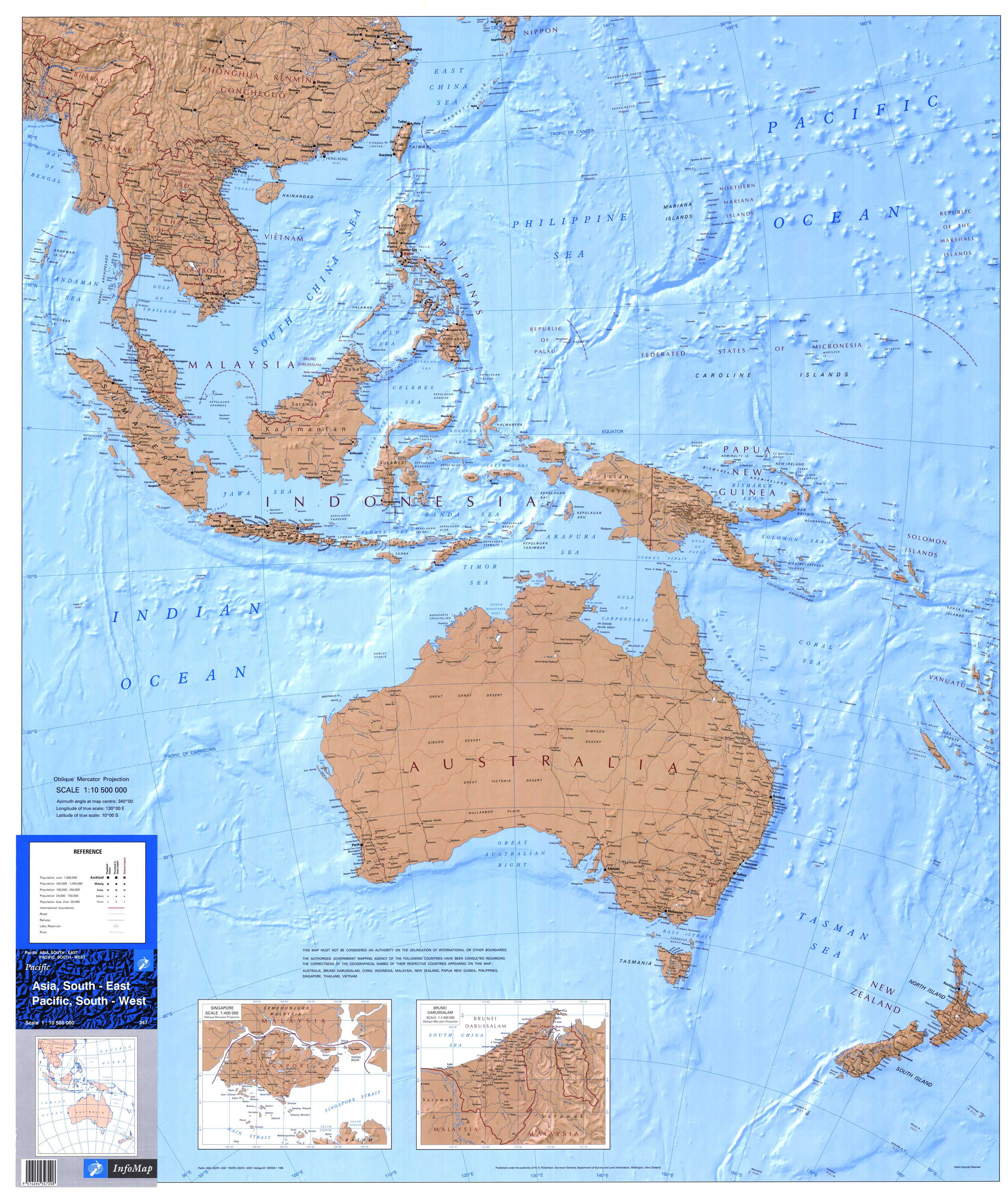 Geographical Map Of New Zealand.Nzgb Place Name Maps And Publications Land Information New Zealand